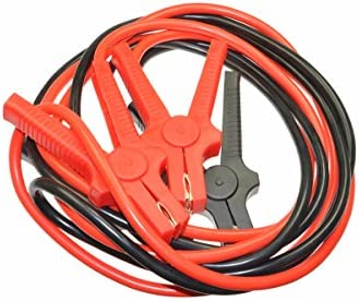 Red Tools RT20480?350?A 3?Booster Cable 5?m Length 25?mm² / Red Tools RT20480?350?A 3?Booster Cable 5?m Length 25?mm²