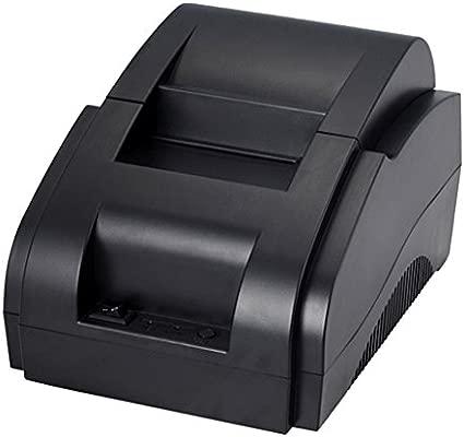 gazechimp Portátil Mini Impresora Tickets Térmica Bluetooth ...