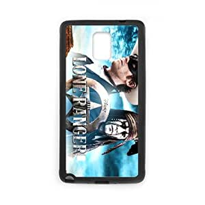the lone ranger 2013 other Samsung Galaxy Note 4 Cell Phone Case Black 53Go-147695