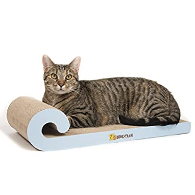 Durable and Reversible Cat Scratcher by Bone and Yarn by Bone & Yarn