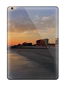 Flexible Tpu Back Case Cover For Ipad Air - Madeira Beach