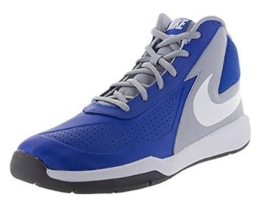 NIKE Kids' Team Hustle D 7 Basketball Shoe (GS)