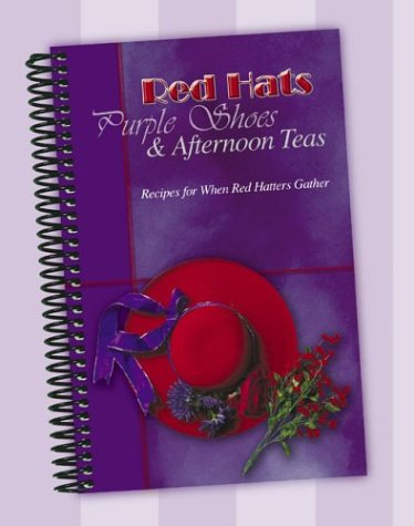 Red Hats, Purple Shoes & Afternoon Teas