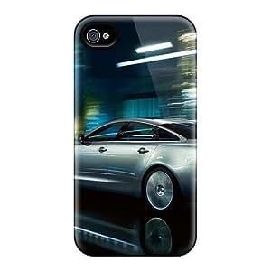 Cynthaskey OaNvluJ7917dRcsB Case Cover Skin For Iphone 4/4s (cars Jaguar Jaguar Xj)