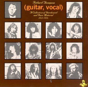 Guitar / Vocal: A Collection of Unreleased and Rare Material 1967-1976 by Hannibal