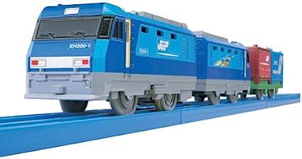 japan import TAKARA TOMY Pla EH200 type electric locomotive S-52