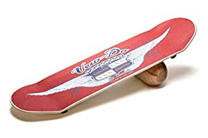 Vew-Do El Dorado Balance Board (Red)