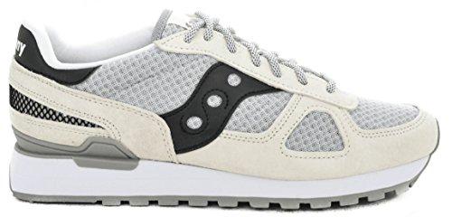 4 Grigio Scarpe SHADOW camoscio Sneakers Shadows Saucony S70401 Uomo in PfcwqvvZT