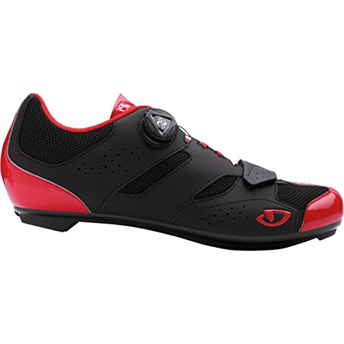 Giro Men's Savix Cycling Shoe Bright Red/Black 44