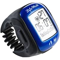 Aquafit Pedometer Ring with Heart Rate Monitor