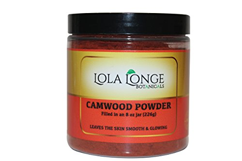 - African Red Sandalwood Powder, Camwood Powder(osun) 8oz jar 100% Unrefined which is used as a face moisturizer and used for reducing skin discoloration. when mixed with Turmeric and Coconut Oil can rejuvinate the skin, clear dark spots and make the skin glow. When mixed with African black soap is known as dudu-osun