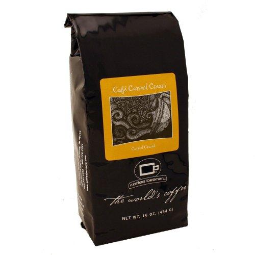 Coffee Beanery Cafe Carmel 16 oz. (Whole Bean)