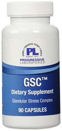 Progressive Labs GSC Supplement, 90 Count