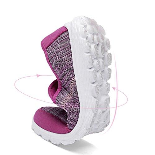 de JRenok Zapatillas Atletismo Rose Mujer Lona de q6wxg6t7AT