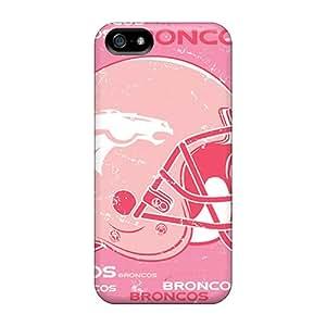 Tough Iphone NUs18677rKaP Cases Covers/ Cases For Iphone 5/5s(denver Broncos)