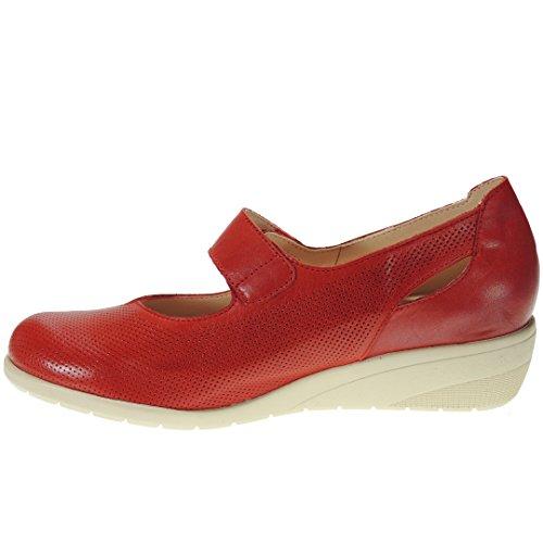 Chaussures 2 La Cour Rouge De Romero Calzados Femmes Des vw76dv8q