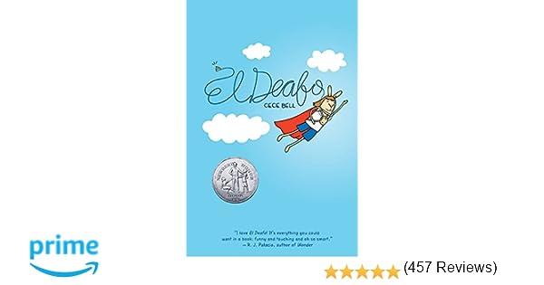 El Deafo: Cece Bell: 9781419712173: Amazon.com: Books