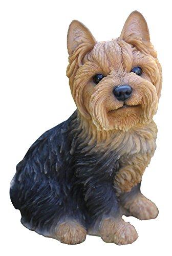 Hi-Line Gift Ltd Dog, Yorkshire Terrier Sitting