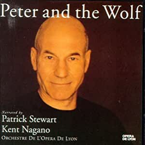 Prokofiev - Peter and the Wolf / Narrated by Patrick Stewart · Opera de Lyon · Nagano