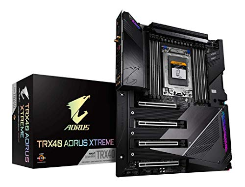 Motherboard Gigabyte Trx40 Aorus Xtreme Amd Threadripper 3rd