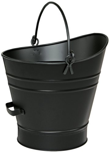Small Pellet Bucket Powder Coated