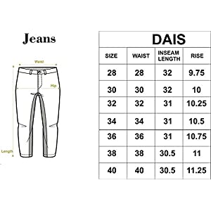 DAIS Skinny Fit Mid Rise Mildly Wash Denim Men's Jeans Pants Pack of 3 Jeans