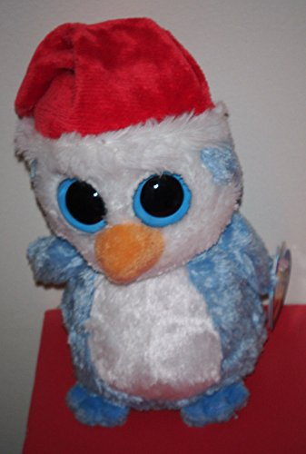 Ty Beanie Boos ~ FAIRBANKS the 6`` Blue Penguin ~ MINT with MINT TAGS ~ RETIRED .HN#GG_634T6344 G134548TY68683