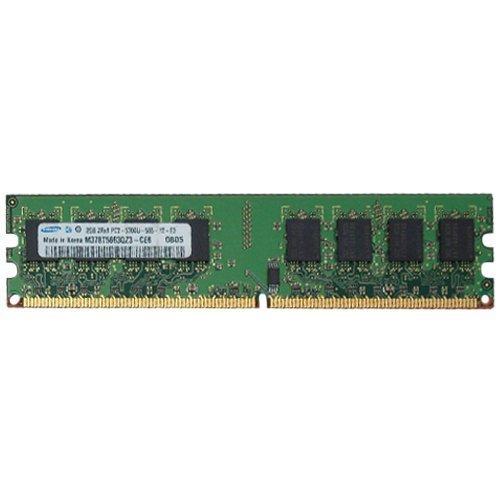 Samsung M378T5663QZ3-CE6 4GB 2 x 2GB PC2-5300U DDR2 667 CL5 Desktop Memory ()