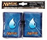 Ultra Pro The Magic the Gathering (MTG) Mana Deck Protectors - BLUE (80 Sleeves) 82452-1 OOP