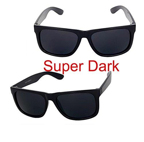 Super Dark Lens Sunglasses for sensitive eyes - Super Sensitive For Dark Eyes Sunglasses