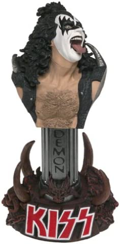 McFarlane KISS GENE SIMMONS The Demon Collectible Statuette