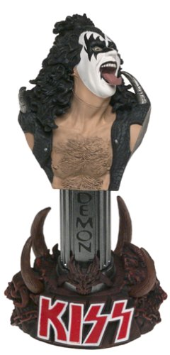 McFarlane Toys Rock n' Roll KISS Statuette of Gene Simmons the - Statuette Kiss