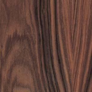 Wood Veneer, Rosewood, Santos, 2x8, PSA Backed Santos Rosewood Veneer