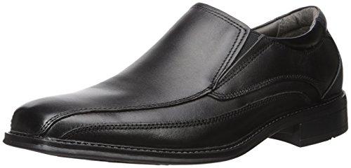Dockers Men's Franchise Slip-On Loafer, Black, 9.5 W US