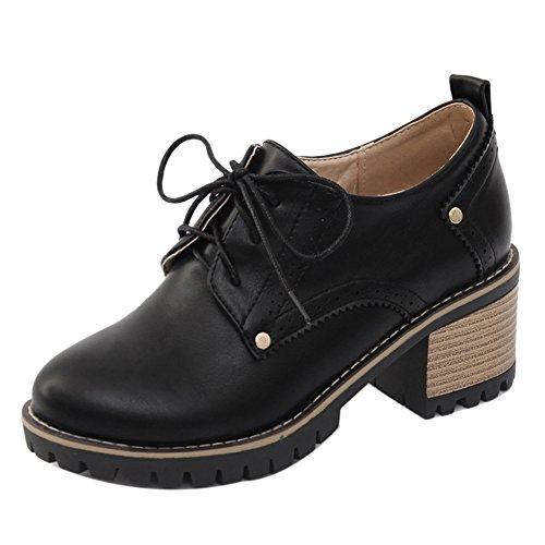 Zanpa Donna Scarpe 1 Moda Black qZwnqrfB