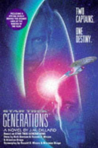 Read Online Star Trek Generations (Star Trek The Next Generation) pdf epub