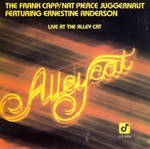 Live at Alleycat by Concord Records