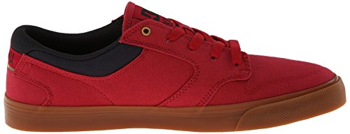 DC Shoes hombres de Nyjah Vulc TX low-top zapatillas Rojo