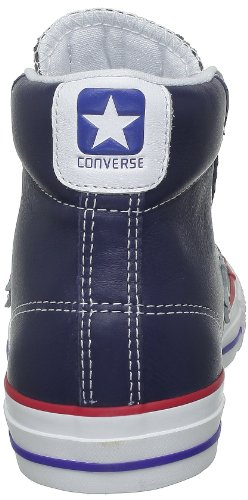 Converse Star Player Lea Mid, Baskets mode mixte adulte Marine
