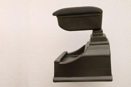 Mittelarmlehne Stoff schwarz 100% passgenau 64472-0SZ Armlehne funcar24