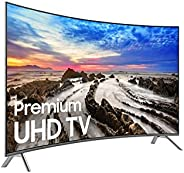 "Samsung Smart TV 55"" 4K UN55MU850DFXZA (Ren"