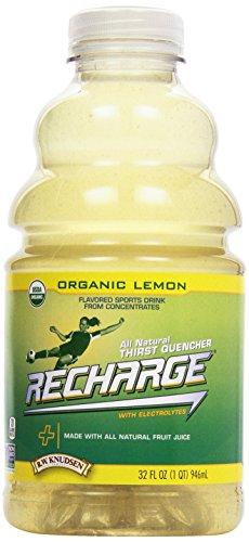 Recharge Lemon (Knudsen Recharge, Lemon, 1 Quart)