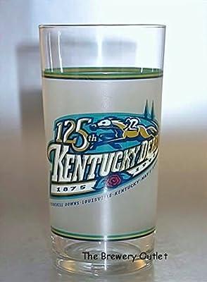 Kentucky Derby Official 125th Julep Derby Glass 1999 -- Churchill Downs