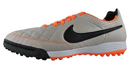 Nike Tiempo Legacy TF 631517-008 Fußballschuhe Weiß Orange