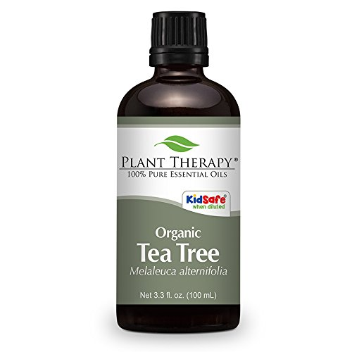 Plant Therapy USDA Certified Organic Tea Tree
