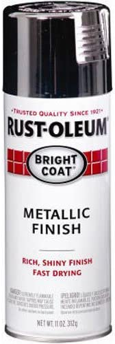 Rust-Oleum 7718830 7718-830 Automotive Accessories, Metallic Chrome