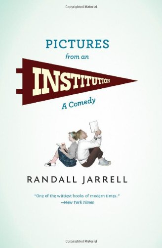 Book cover for Pictures from an Institution