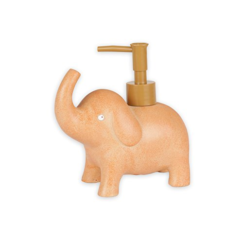 Allure Essential Home Safari Jungle Elephant Lotion or Soap Dispenser by Essential Home