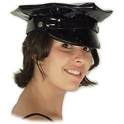 cappello poliziotta o dominatrice