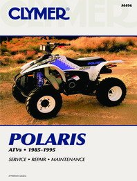 Polaris ATV Service & Repair Manuals - Choose Your Model, Polaris Sportsman/Xplorer 500/4x4 (96-00